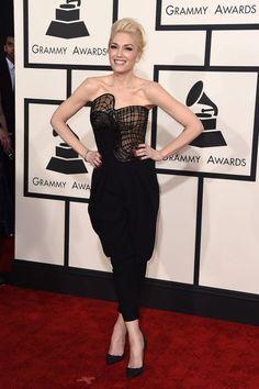Gwen Stefani was gorgeous at the #Grammys2015!