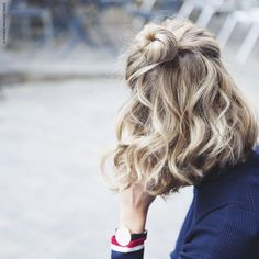 Simple Hairstyles for Medium Length Hair