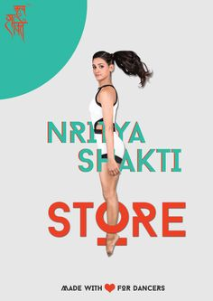 Shakti is launching her new dance store  #NrityShaktiStore COMING SOON