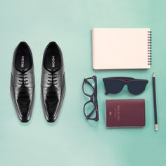 Be it office or a black tie event formal wear is the way to go! Black Love, Formal Wear, Oxford Shoes, Dress Shoes, Lace Up, Tie, How To Wear, Fashion, Moda