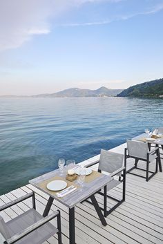 La Bussola Restaurant @Marbella #Corfu