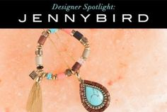 All her life, Jenny Byrd has followed a passion for fashion-forward design that ascend beyond empty trends. Affordable, yet luxurious and artistic, her indie-luxe line is a perfect echo of...
