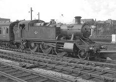 5101 class no.4111. Birmingham (Snow Hill) 2 September 196… | Flickr Steam Railway, Cartoon Fan, British Rail, Hill Station, Steam Engine, Steam Locomotive, Birmingham, Westerns, Diesel
