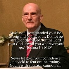 In Christ you are more than a conqueror - drgeorgestover.com
