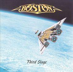 Boston. Third Stage. 1986. MCA.