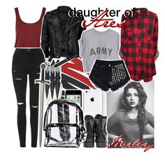 Harley daughter of Ares Hades Percy Jackson, Percy Jackson Outfits, Percy Jackson Fan Art, Cute Emo Outfits, Bad Girl Outfits, Super Hero Outfits, Beach Day Outfits, Summer Outfits, Edward Mordrake