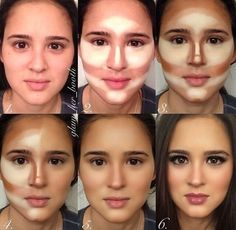 How to : Contour Your Face www.youniqueproducts.com/deelynnvinet www.facebook.com/YouniqueByDeeLynn