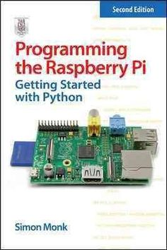 programming the raspberry pi getting started with python pdf
