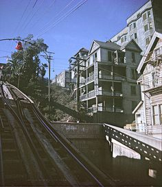 Excellent blog about the final days of Bunker Hill and a list of the Noir movies filmed there.
