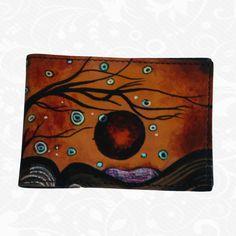 Vizitkáre Kožené výrobky - Kožená galantéria a originálne ručne maľované kožené výrobky Sunglasses Case, Wallet, Purses, Diy Wallet, Purse