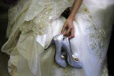Beautiful Cinderella Shoes