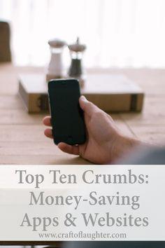 Top Ten Crumbs: Mone