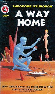 Retro futurismo Sci-Fi   Science Fiction vintage   #Retro #50s #60s #70s #Futurism @deFharo