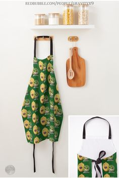 * Beware the Lemon Zester Apron by #Gravityx9 at Redbubble * Durable neck band and extra-long black ties that wrap around to tie in front * This design is available on coffee mugs, drink coasters, home decor and more. * Fun in the Kitchen * cooking accessories * kitchen accessories * cooking supplies * kitchen supplies * cooking class supplies * sous chef uniform * gift for chef * kitchen gifts * cooking class * #apronaddiction #apron #kitchen #cooking #inthekitchen #lemon #lime #zest 0820