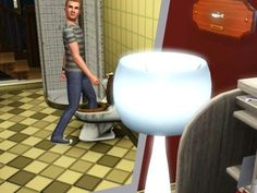 When you really put your foot in it. | 21 Sims Reactions For Everyday Situations