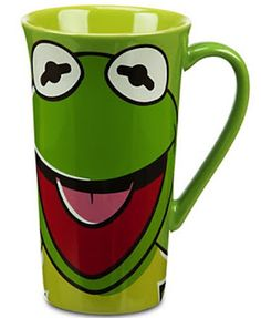 The best Kermit the Frog coffee quite possibly is this one from Disney's The Muppets Most Wanted movie! The Frog