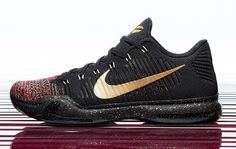6182047caf6b The Nike Kobe 10 Elite Low CHRISTMAS release date is officially set! Josh  Robbins · Shoes