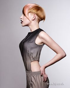 Marc Antoni - British Hairdresser of the Year Nominees 2012 - Artistic Team of the Year