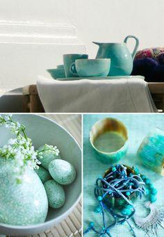 turquoise from Oi Soi Oi