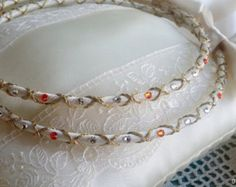 Greek Stefana with Swarovski / Greek Handmade Orthodox Wedding Crowns / Tiaras | STEFANA - Edit Listing - Etsy
