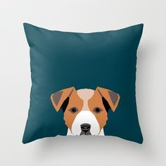 Amazon.com: Busy Deals New Bailey - Jack Russell Terrier Phone Case Art Print… Pillowcase Home Decoration pillowcase covers: Home & Kitchen
