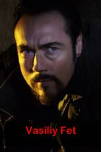 """The Strain, Vasiliy Fet (actor Kevin Durand) ISTJ quote: """"What's the most efficient way to kill these things?"""" Me in a nutshell!"""