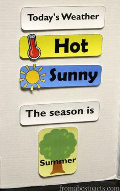 Preschool Calendar, Classroom Calendar, Classroom Jobs, Preschool At Home, Preschool Science, Preschool Learning, Kindergarten Classroom, Classroom Setup, Circle Time Activities