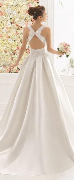 Vestido de Noiva por Aire Barcelona 2017 Bridal Collection