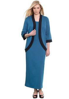 Jacket Dress Set