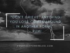 rumi quotes about death and moving on