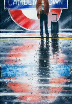 Catto Gallery | John Duffin Solo exhibition 2016 | Camden Town