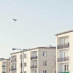 Stupid Colors #architecture #photography  #minimalistic #minimal #urban #warsaw
