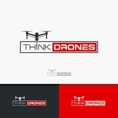 Growing Drone Company Needs Strong, Sophisticated Logo by ahsinasemanis*