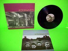 U2 – The Unforgettable Fire 1984 Vinyl LP Record Pop Rock E.A.S.T Embossed NM #1980sNewWavePopRockAlternative