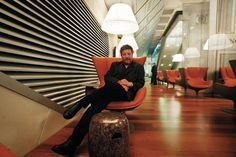 Let's talk about the top Interior Designers around the world, with this we talk about Philippe Starck, let's observe several projects should with magnificent touches and unique design for anyone to be inspired !!! #inspirations #experiencedesign #celebratedesign #curateddesign #designinspiration #booksdesignimages #designimages #furnituredesign #designhome #designhouse #hottesttrends #2017trends #designlovers   #interiordesign #brandexperience #designtools #latestdesigns #interiorart…