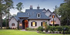 luxury house plans! Tons of beautiful homes.