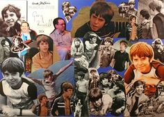 Gary Russell Collage