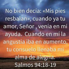 El Señor ha estado conmigo en los momentos más difíciles y he sentido su amor y cuidado en mi vida. Mi alma lo bendice, alaba y anhela.
