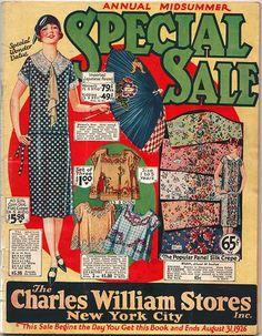 The Flapper Girl Charles William Stores, 1926 Art Deco Pictures, Vintage Outfits, Vintage Fashion, Vintage Clothing, Poster Ads, 1920s Dress, Jazz Age, Roaring 20s, Hats For Women
