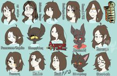 Different Drawing Styles, Art Style Challenge, Cute Disney Drawings, Cartoon Styles, Challenges, Characters, Deviantart, Comics, Anime