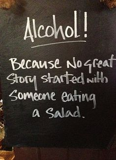 at the bar at my wedding! Funny since we met at a bar. The Words, Frases Instagram, Pub Signs, Restaurant Signs, Beer Signs, Restaurant Quotes, Restaurant Owner, Farm Signs, Modern Restaurant