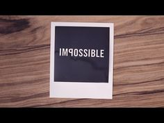 Impossible Instant Lab Smartphone Photo Developer with Film | Bespoke Post