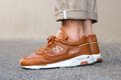 "On-Foot: New Balance 1500 ""Tan"" Made in England - EU Kicks: Sneaker Magazine"
