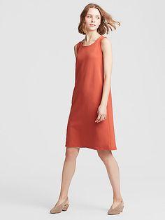 e58218cc3148 Organic Cotton Jersey Shift Dress