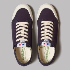 Spring Court G2 Classic Canvas (Midnight) 2587cd749