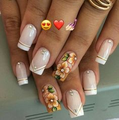 Pin by norma on arte uñas in 2019 Pretty Nail Art, Cute Nail Art, Beautiful Nail Art, Colorful Nail Art, Colorful Nail Designs, Nail Art Designs, Toe Nails, Pink Nails, Black Nails