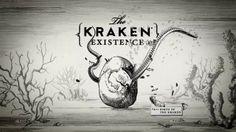 The Kraken Existence  Art Director: Charmaine Choi  Illustrator: Steven Noble  Director: Adam Gault