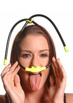 The Pussy Snorkel allows one to continue breathing while performing oral sex on a woman in a spa, bathtub or even a bowl of green Jell-O.