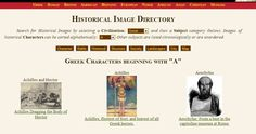 Historical Image Directory from Heritage History