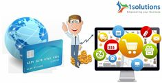 #1Solution provides professional custom #eCommerceWebsiteDesign services for small as well as large businesses with successful sales online, easy navigation, sales of subscription products, online payment options that meets all the requirements of your business.